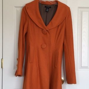 Arden B Wool Coat- Size M
